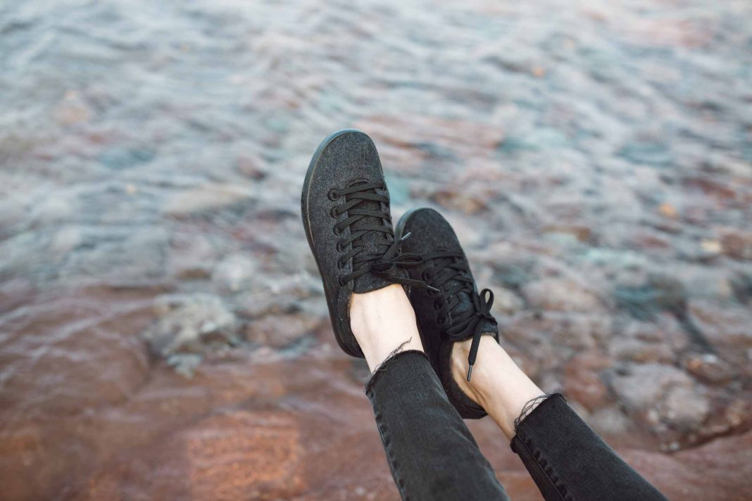 Pregnant women know comfort — or lack thereof —which is why we're gushing over Allbirds sustainable sneakers. Wool Runners & Pipers for the win!