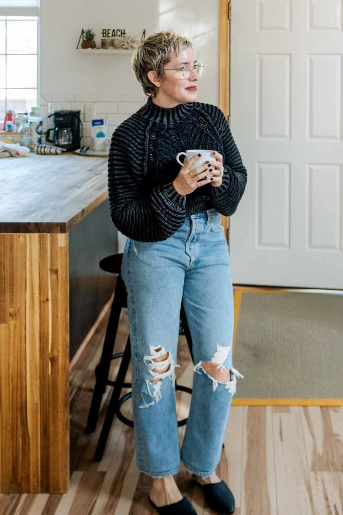 From graphic tees to cashmere sweaters & moto jackets, we're creating a comfy capsule wardrobe just right for 2020. Verishop makes it SO easy!