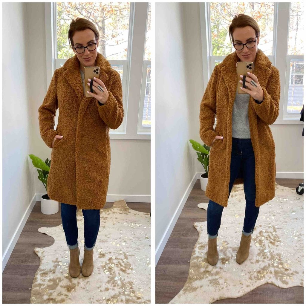 J.Crew features seriously cute jackets & coats every fall & winter. From the Chateau Parker to Italian wool & teddy sherpas, we try & review 8!
