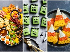 10 simple Halloween recipes that are cute, festive — &, yes, genuinely doable. Not to mention tasteful in theme — and in, uh, taste.