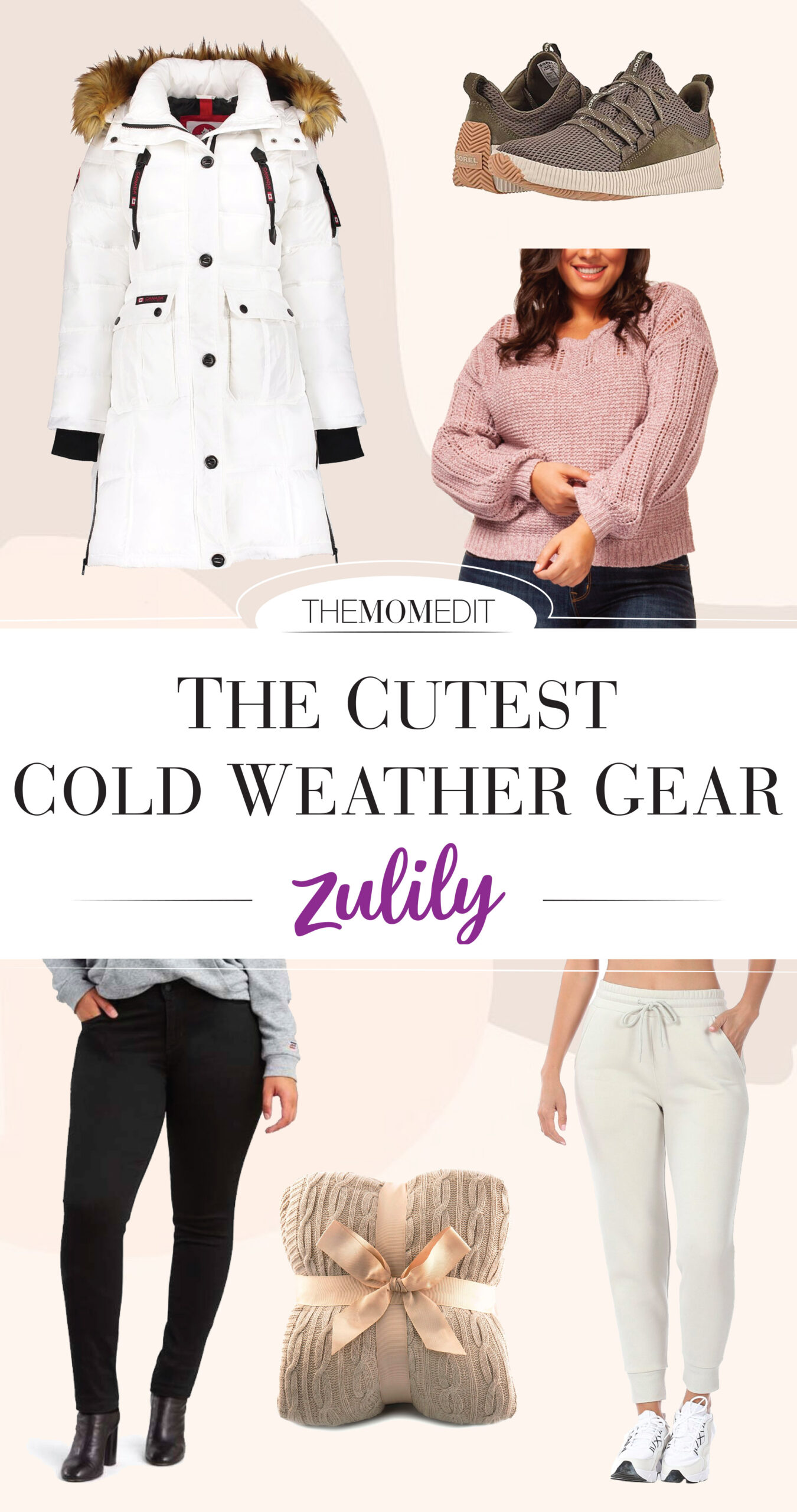 The universe knows we're ready for fall & Zulily is w/ us! We're shopping cute, cozy outfit (& face masks), plus some holiday hosting gear. Let's shop!
