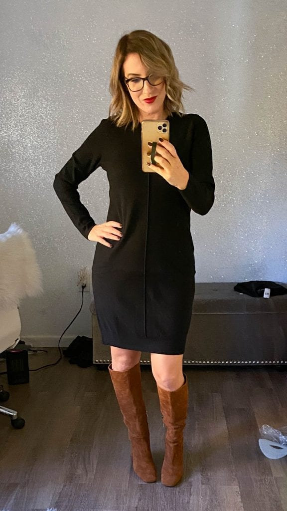 Banana Republic pretty much solves our fall clothing needs. Loungewear, face masks, sweater dresses & fancy tops -- capsule wardrobe, anyone?