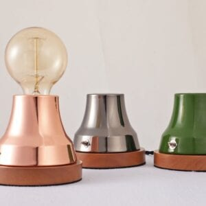 A little Etsy lamp makes the 9-to-5 so much better & brightens your space + mood. 16 cool, quirky desk lamps to add spunk to our at-home workspace.