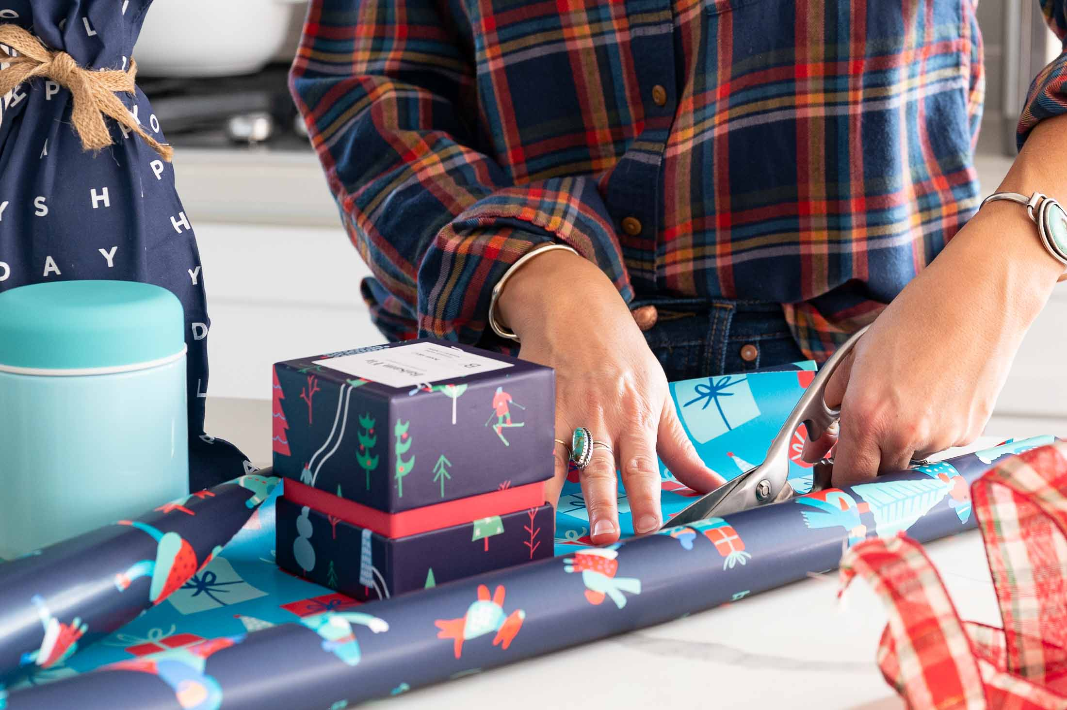 For Giving Tuesday, we're looking at gifts that give back. A fun kit for date night-in from Boon Supply totally nails it. Shop with us (for a cause).