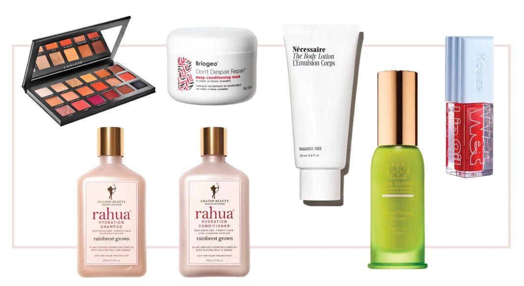 An all-star list of clean skincare & makeup products we love & swear by. Think Briogeo, Goop, Tata Harper, Kosas, Rahua & more beauty brands.