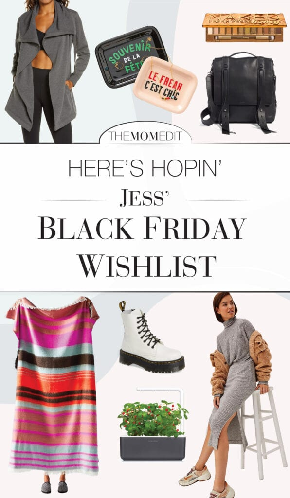 Athleta joggers, the SLIP silk face mask, a Polaroid starter kit...Jess' Black Friday shopping wish list has all things cute, cozy & fun!