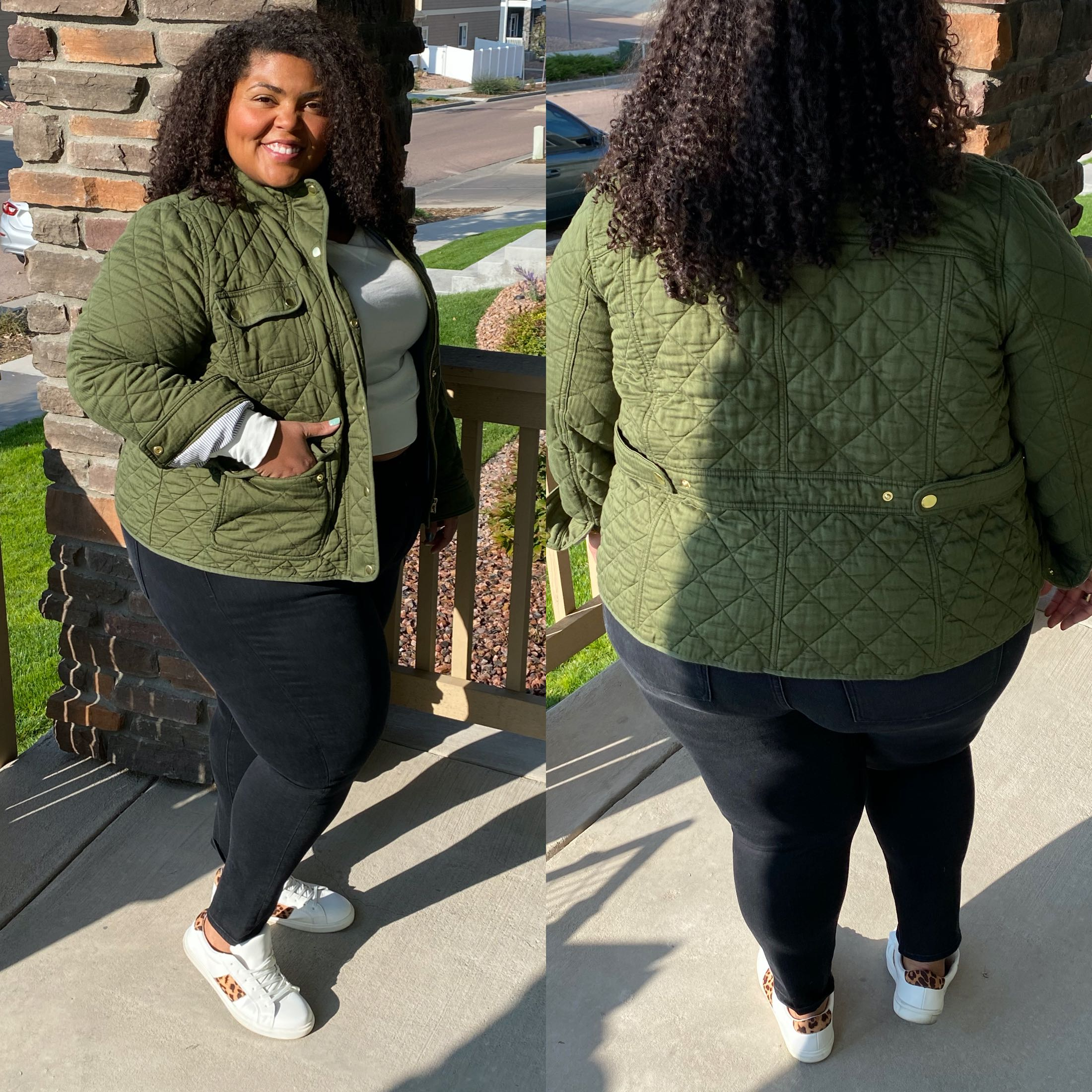 The Barbour Annandale Quilted Jacket is timeless. But how does it compare to the J.Crew Downtown Quilted Field Jacket? Tried & reviewed. Find out.
