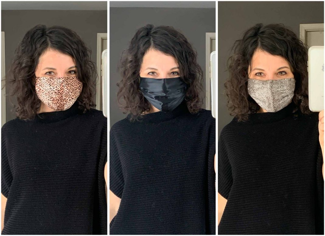 Pretty, useful & luxe. We think the Slip silk face mask is 1 of the best holiday gifts. A review of why we love it + a few other gorg face coverings.