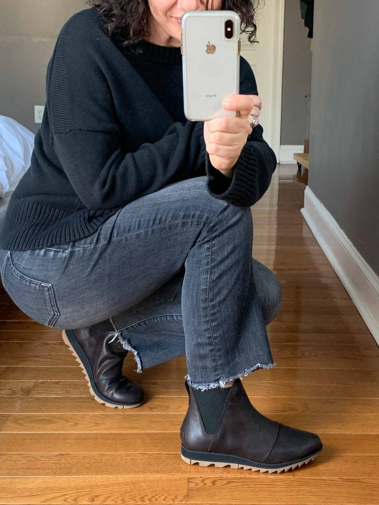 Our Comfort Shoe Queen is at it again — the most stylish comfort shoes & boots (shearling Birkenstocks, waterproof UGGs, leopard sneakers) tried & reviewed.