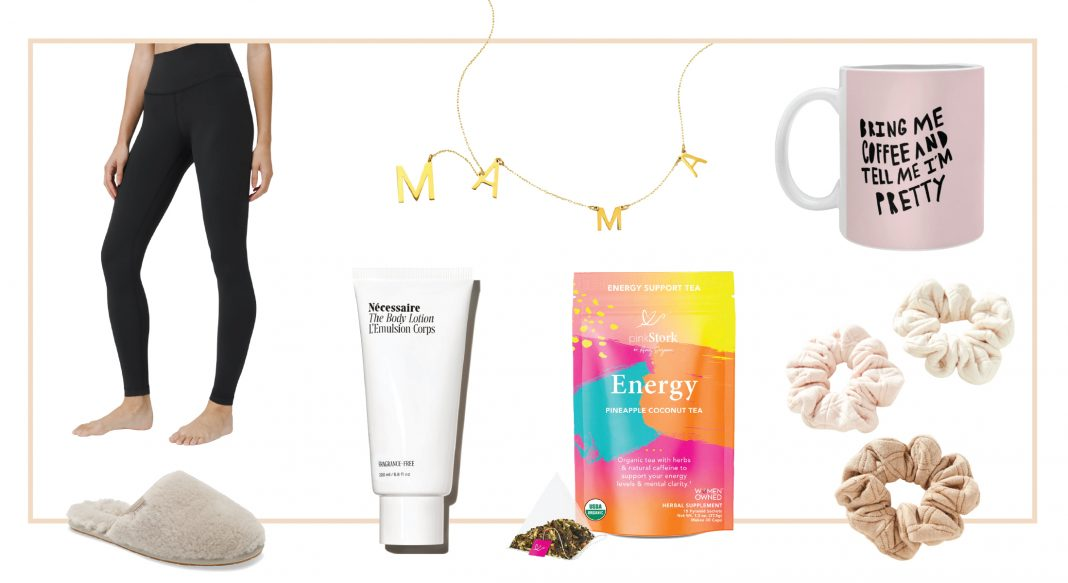 Gifting a pregnant woman, a new mom, or secretly filling your own expectant stocking? Rock her #MomLife (or your own) w/ these thoughtful gift ideas!