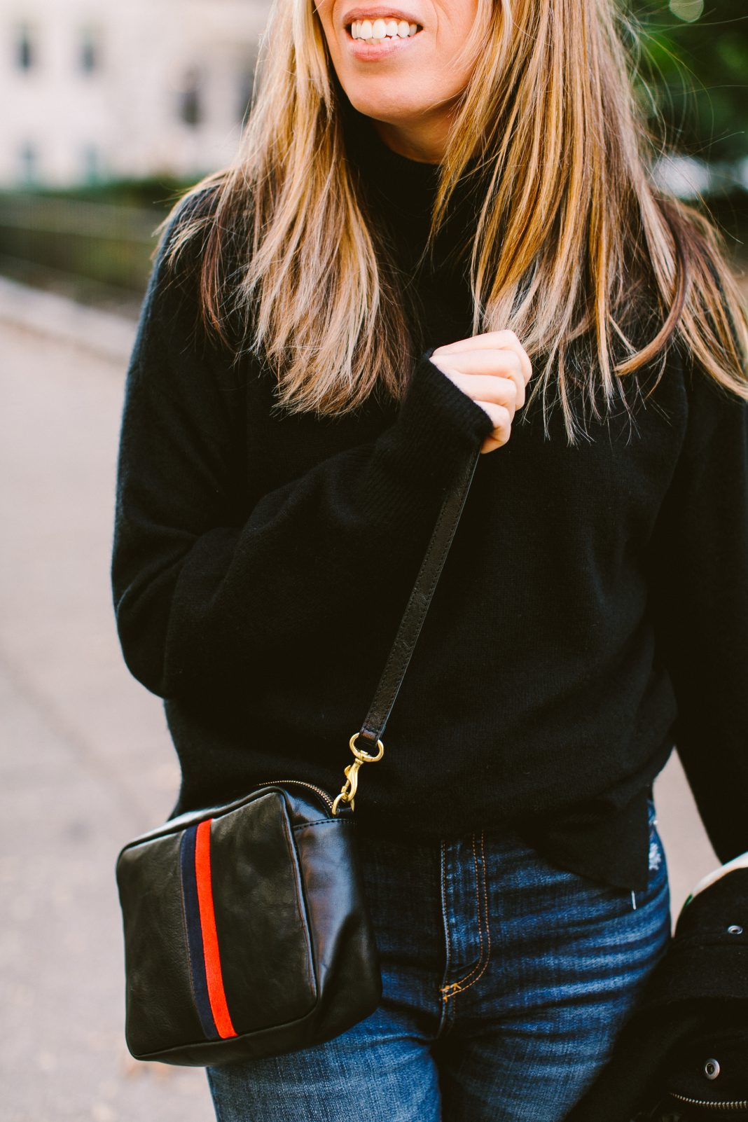 Obvi you need a sweater or 3 to go w/ those jeans. NAADAM, Free People, Vince, Madewell — the best Black Friday deals on warm, sexy, oversized sweaters — right here.