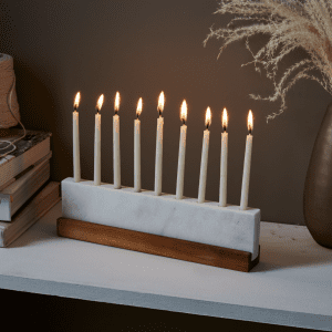Our roundup of 12 Hanukkah gifts for 2020, that bring light, spark( j)oy, & that the whole family will find delightful. Go for the gelt!
