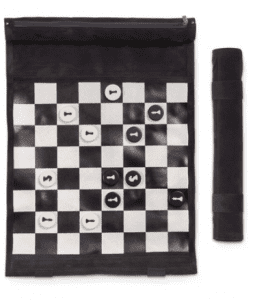 Chess is all the rage (oh, hey, The Queen's Gambit fans), so w/ fresh eyes, we're scooping up cool, modern chess boards — for those grandmasters in training.