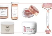 Deep conditioning masks, exfoliators, bath salts...presents for a spa day at home are on order. Gift a few of these for the ultimate pampering self-care kit.