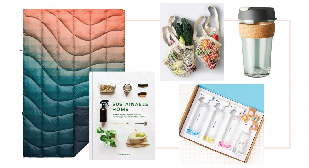 Trend alert: sustainable gifts. The best part, we found 25 earth-friendly products (gratitude, home, kitchen & travel) that make useful presents. You're welcome.