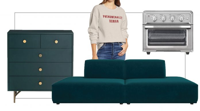 Herb gardens & air fryers & all the things we need to be comfy at home, plus Black Friday sales at West Elm, Crate & Barrel + Wayfair. Let's go.