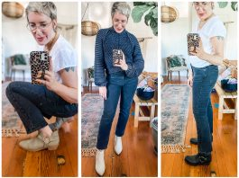 Alert! Frye boots ARE worth the investment. Peep the deets & how to wear these ankle booties with jeans. Combat, chelsea & western style, these are GOOD.