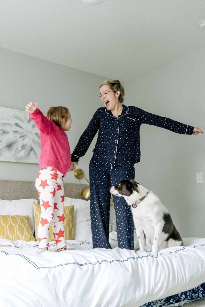 Soft pajamas, upcycled puffer coats...all with cool prints? Gap kinda has all the cute basics we need to stay warm & cozy at home. Time to stock up.