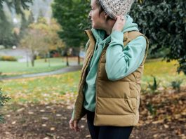Quality coats & boots? On it! Merrell outerwear = cute + well-made. The Bravada Waterproof boots are perfect this season, but check out this parka. YES.