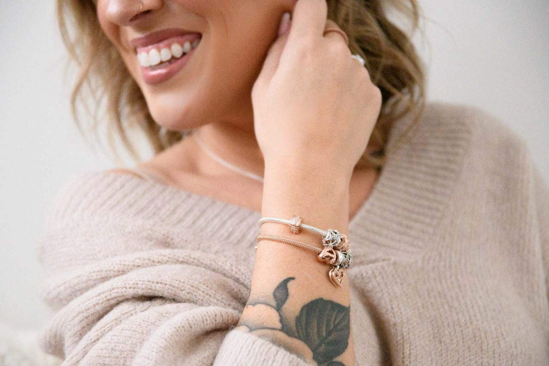 A little sparkle + a lot of thought: Pandora bracelets & charms make pretty gifts for Christmas, Hanukkah, Mother's Day...literally, any occasion.
