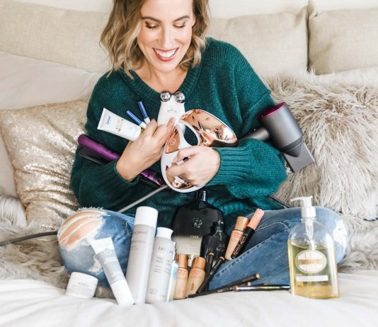 From RevitLash & RevitaBrow to Charlotte Tilbury Flawless Filter, the Dyson hair dryer & a light-therapy facial mask— our top hair, makeup & skincare products at Nordstrom!