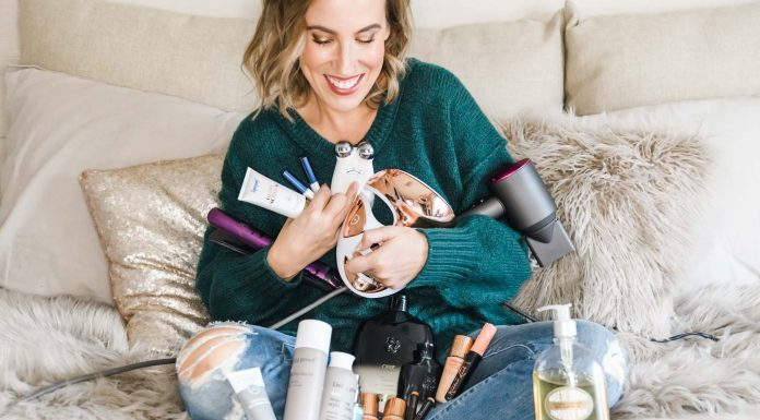 From RevitLash & RevitaBrow to Charlotte Tilbury Flawless Filter, the Dyson hair dryer & a light-therapy facial mask — our top hair, makeup & skincare products at Nordstrom!