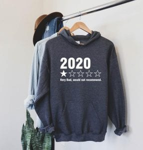 2020 gave us A LOT. Too much perhaps...but in addition to its great meme game, we got plenty of snark. Now —make it stop. A gift guide w/ all that in mind.