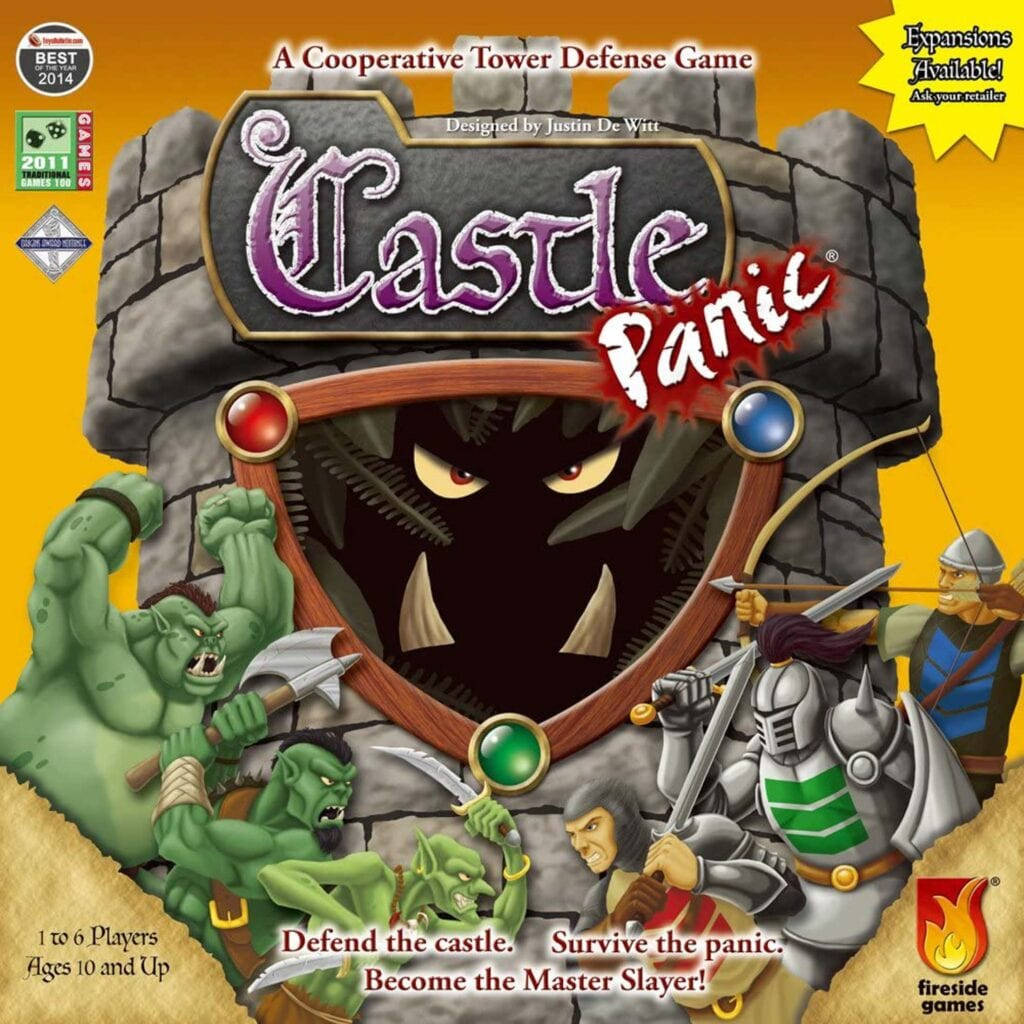 Let's play. Lest we overlook the obvious, board game nights are just right for playing with friends & family. Our top 10 co-op & competitive games, inside.