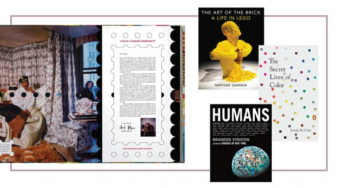 Big on beauty & on ideas, we're ogling 21 of the best coffee table books — to gift or to get for 2020-2021. Literary art w/ lifelong impact — done.