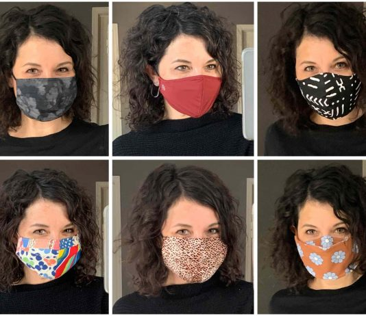 Outdoor Research, Athleta, the SLIP silk face masks....so many face coverings, so many needs (hey, Glasses Wearers). More cloth mask reviews, for adults & kids.