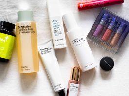 We skimmed Nordstrom's Natural Beauty & Wellness, then ordered a small haul. Kosas mascara, Nécessaire hand cream, BECCA lip gloss...an honest review.