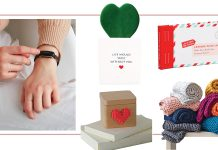 That message in a heart box...those vibrating touch bracelet apps...2020 brings a whole new meaning to long distance love. We have 12 gifts just for that.