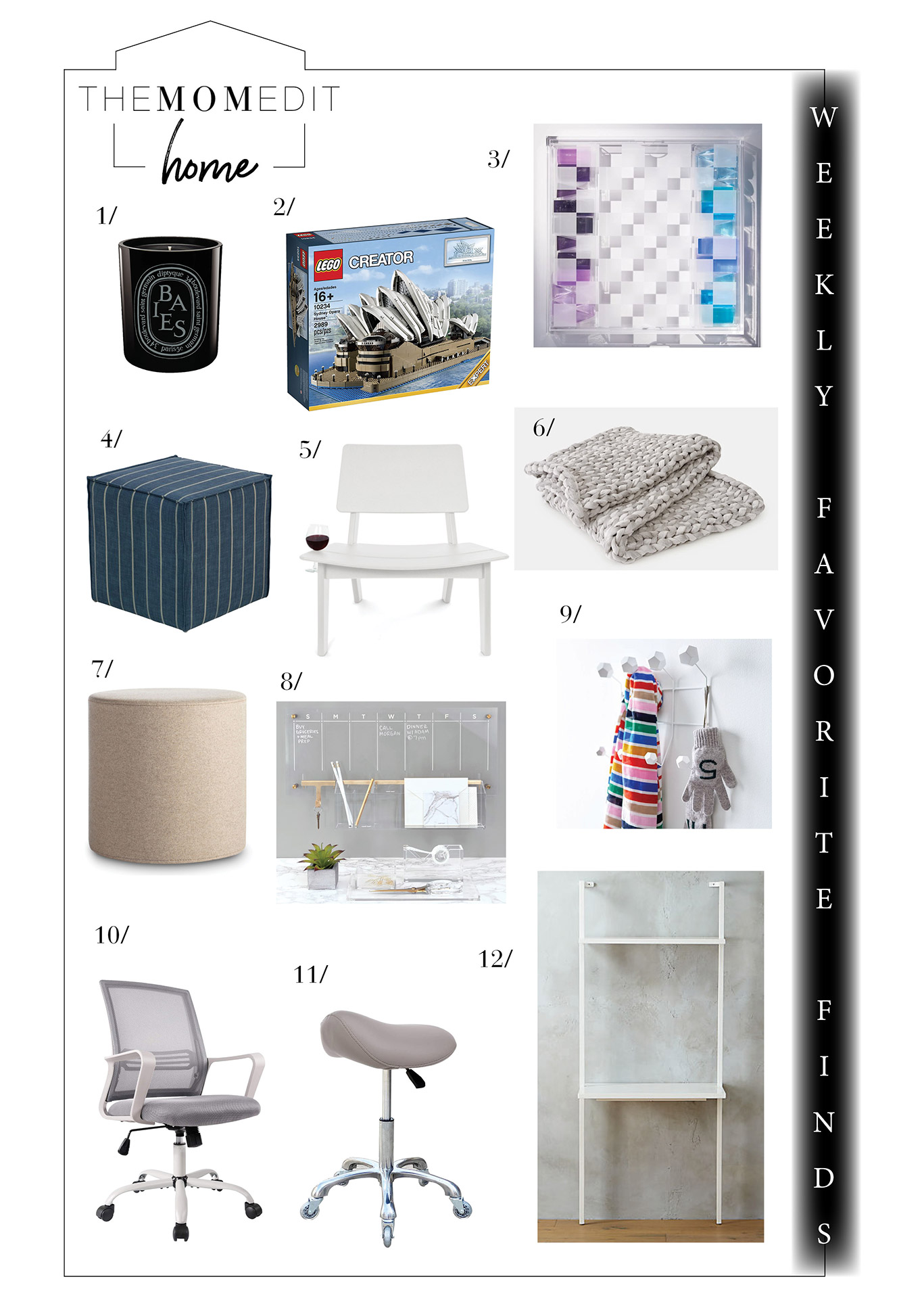 The best of our WFH / remote school set-up in home organization ideas, plus Black Girl Baking & sales at Nordstrom, The Container Store & Pottery Barn.