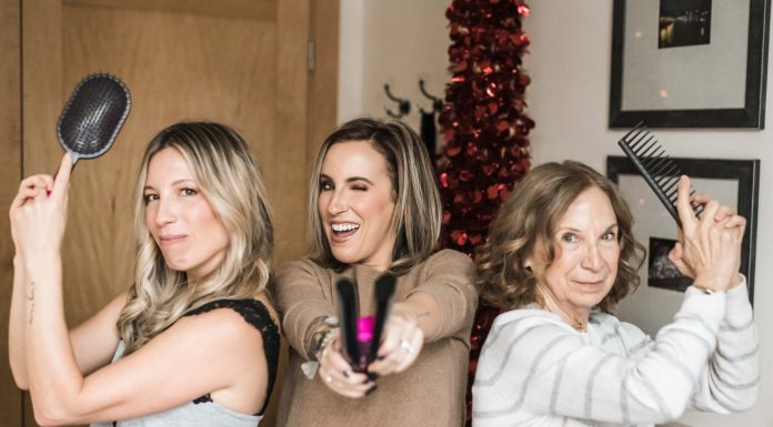 The Dyson Corrale is a total game changer. A cordless hair straightener that makes beachy waves, creates a texture & eliminates frizz...tried & reviewed.
