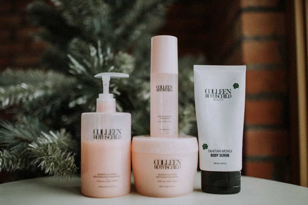 It all started with the Radiant Cleansing Balm & now we're hooked on Colleen Rothschild...skincare, hair & body....These are our beauty routine favs.