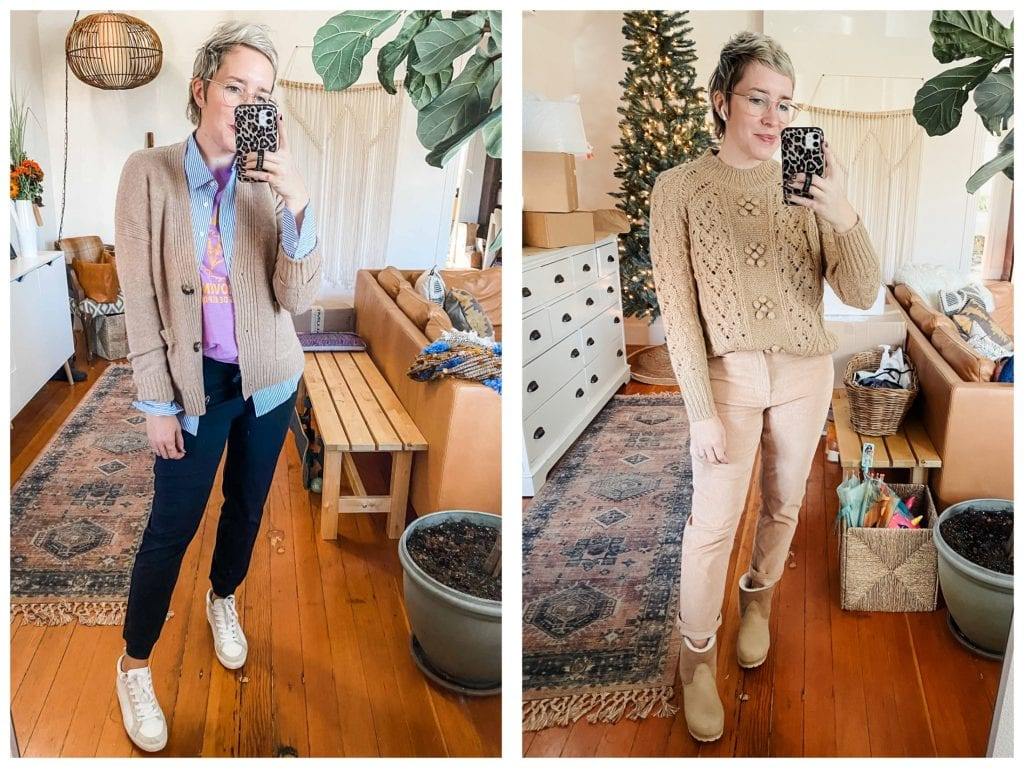 We can't get enough of J.Crew's classic sweaters & fun prints. The boots & shoes on sale rn are solid...And let's not forget about the jeans!