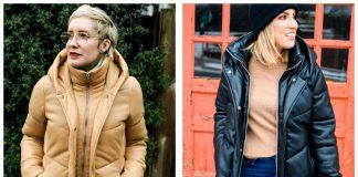 We love the Abercrombie Faux Leather Mini Puffer so much, that we decided to review the Mid-Length Puffer & the Ultra-Long Puffers. Uh, spoiler alert, they're both INSANELY soft & incredibly warm.