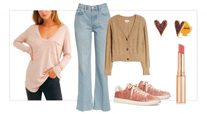 We've got 10 flirty, sexy and/or cozy Nordstrom looks to make Valentine's Day a li'l more festive, even if it's spent on the couch w/ some takeout.