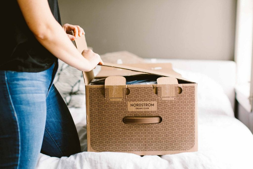 No commitment. Personal stylist. Free shipping & returns. As easy as ordering on an app. Nordstrom Trunk Club is as good as it gets for a style boost & try-before-you-buy situation.