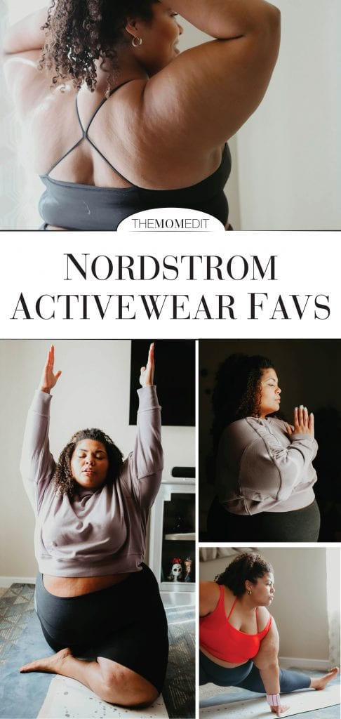 Not only did I find an Alo Moves subscription, I also found stellar workout pieces that I totally love! Think Nike, Beyond Yoga & Girlfriend Collective