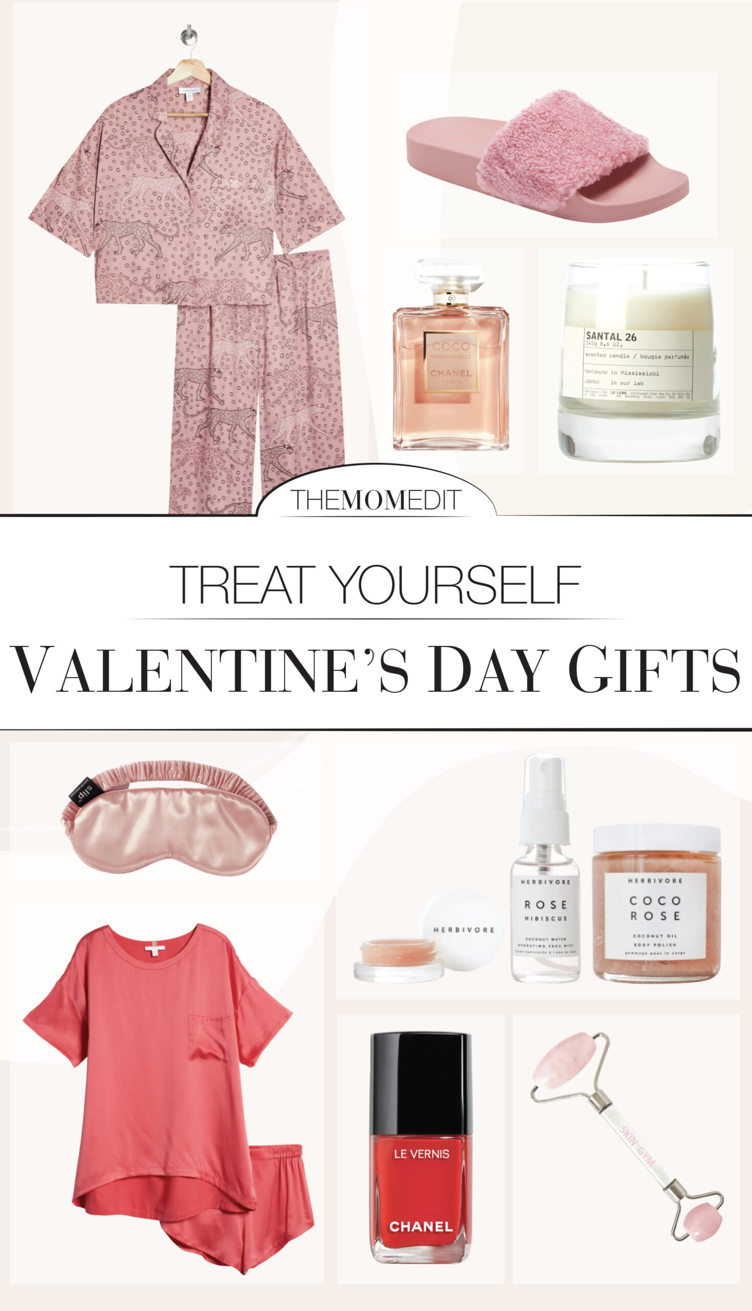 "Whether you're shopping for a pal, or simply ready to treat yo'self, here is ""The Most Dreamy Valentine's Roundup Ever"" (says me). You're welcome."