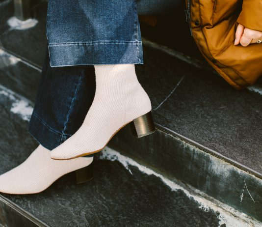 Everlane's Glove ReKnit boots are STILL on major sale Anddddd...we're eyeing up an AllSaints sweater. Nordstrom's bringing the discounts, too.