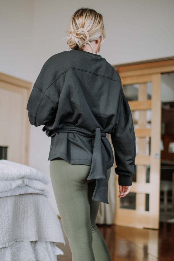 """Found: leggings that feel like nothing & joggers best described as """"not-tight"""". lululemon has the unicorn workout pants we've been seeking."""