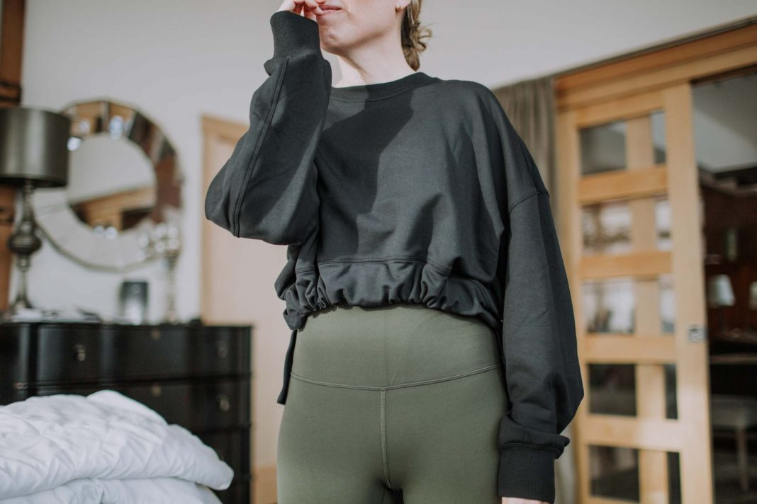 Found: leggings that feel like nothing & joggers best described as