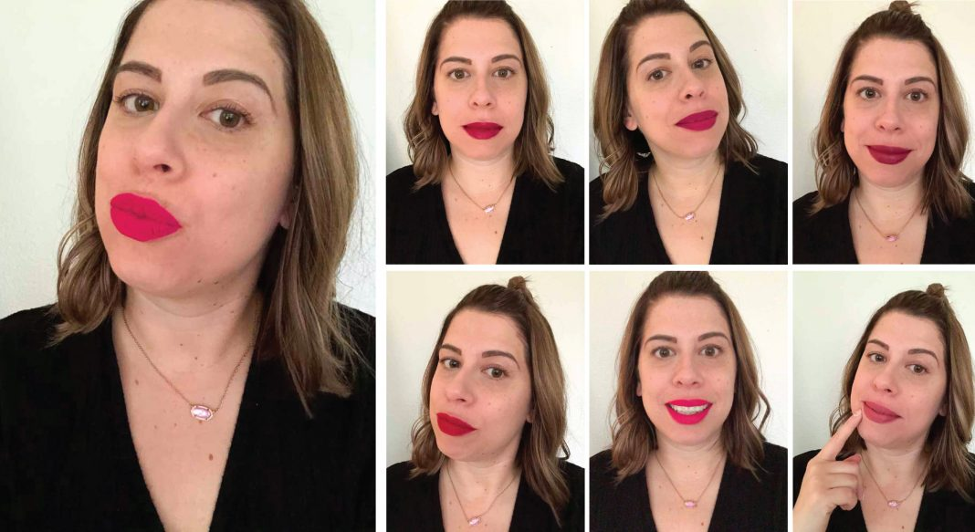 After a year of wearing a mask in public -- when it's deemed safe to show your mouth & nose again -- I want to wear lipstick. Bright lipstick.