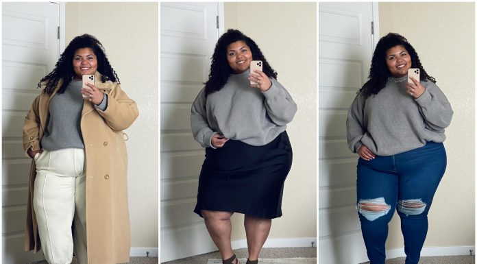 My OG Easy Street Tunic is 3 years & going strong. I love the oversized fit & it goes well w/ almost anything. SO, here are 7 ways that to style this babe of a sweater!