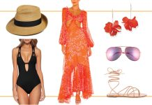 For vacation in Mexico, here's what I'm dreaming of packing...bright colors, flowy maxi dresses, all the sun essentials & lots of statement earrings.
