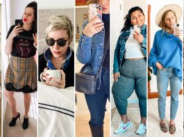 Some of the Week 1 style challenges were child's play. Who among us hasn't worn athleisure out of the house w/ reckless abandon? Check out what all the other TME readers have been wearing!