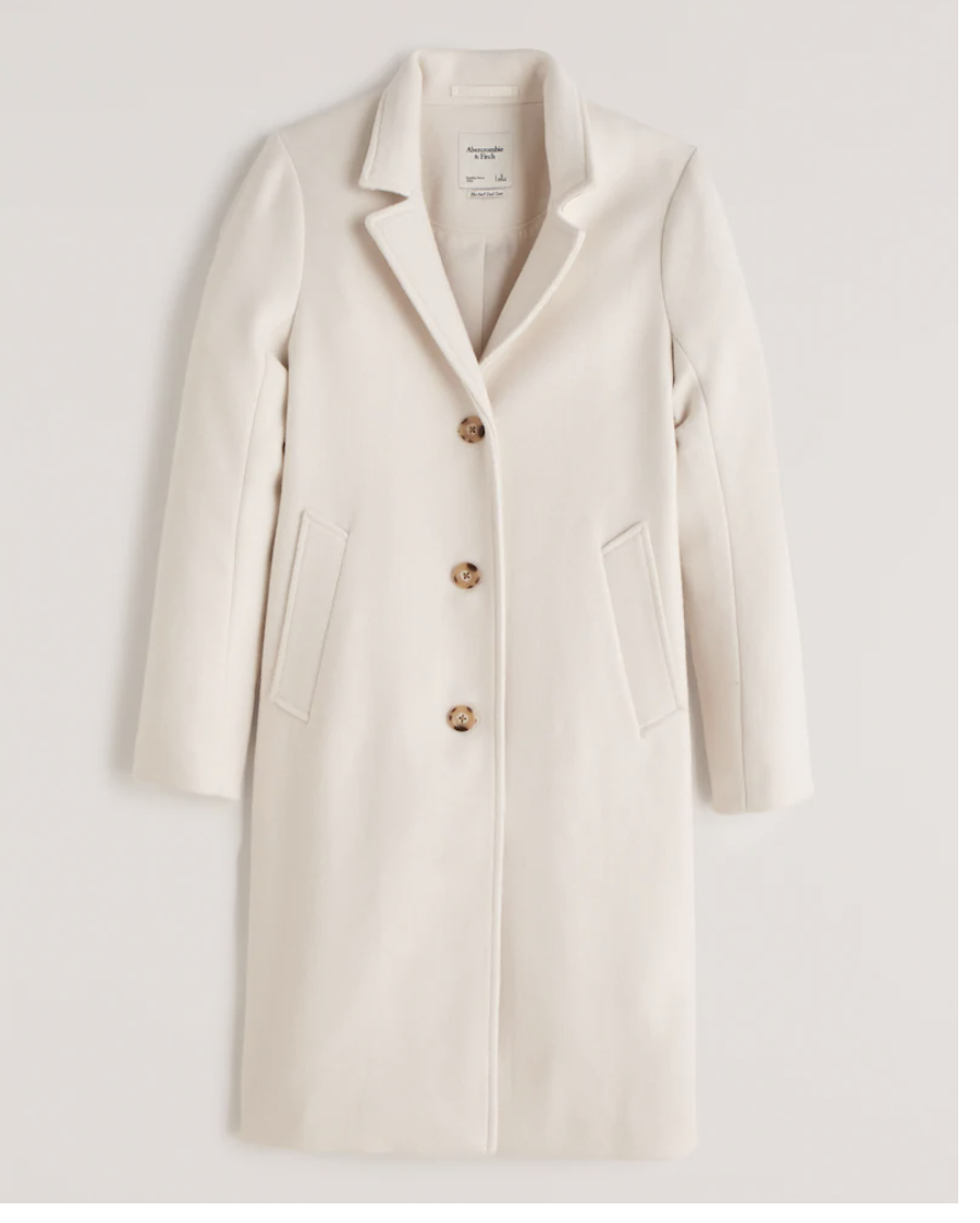From elevated teddy coats to popular cocoon coats, + a few puffer coats -- including a faux leather option that is gorg! Here are warm winter coats to grab before they're gone!