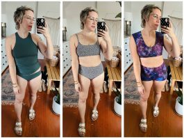 Athleta swimsuits are amazingly well-made & at a reasonable price point for how flattering & stylish they are. Still an honest review, but I might get a bit gushy.